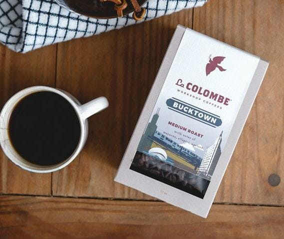 Bucktown 12oz Coffee Web2