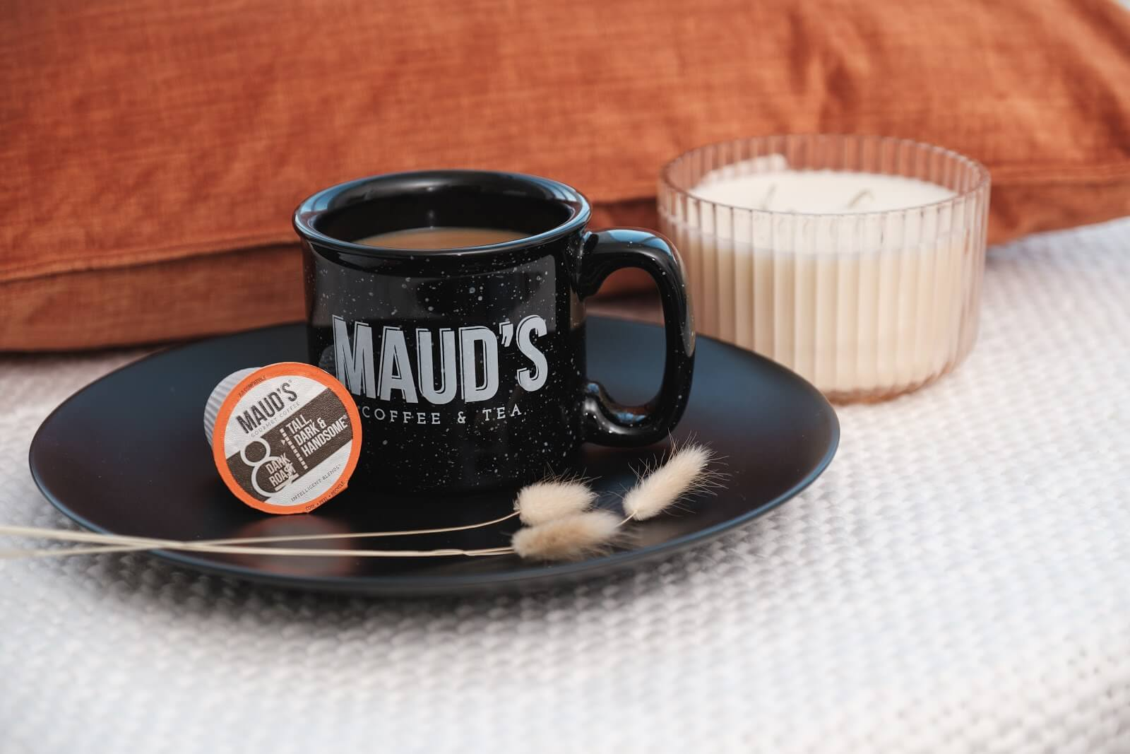 Shopblends unique blend coffee and cup