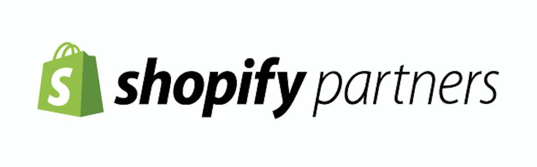 Shopify Partners Program Logo