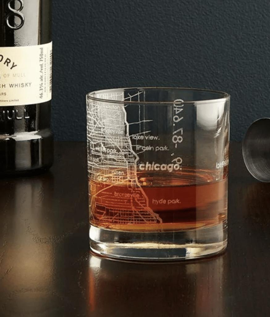 uncommon goods chi glass