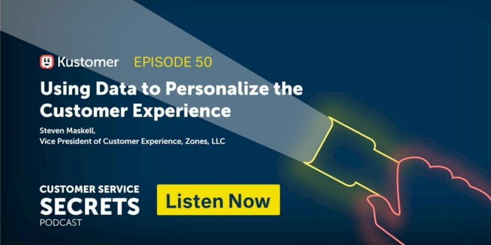 using-data-to-personalize-the-customer-experience-with-steven-maskell