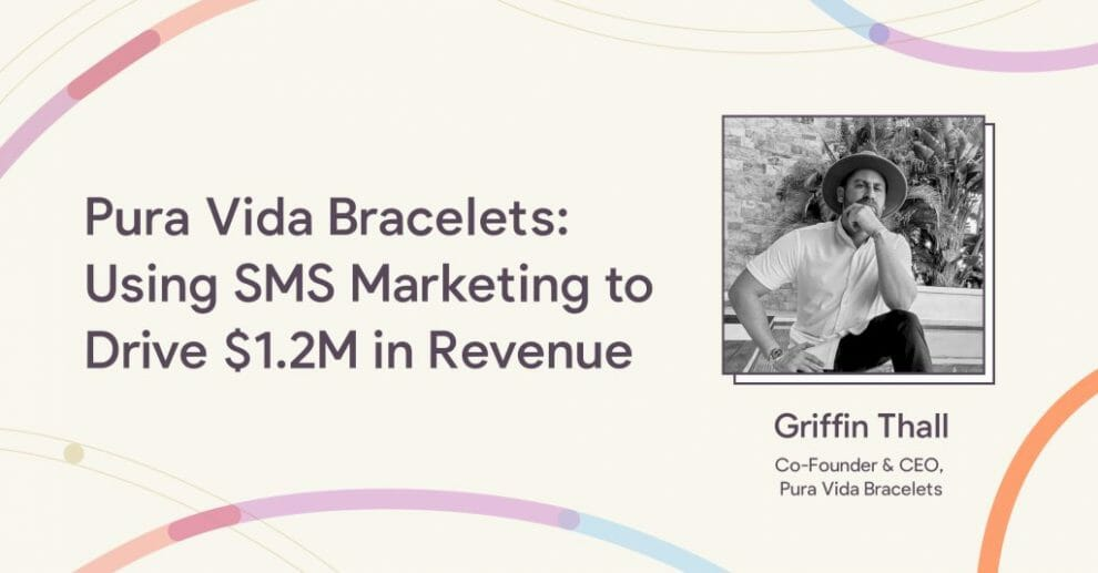 pura-vida-bracelets:-using-sms-marketing-to-drive-$1.2m-in-revenue