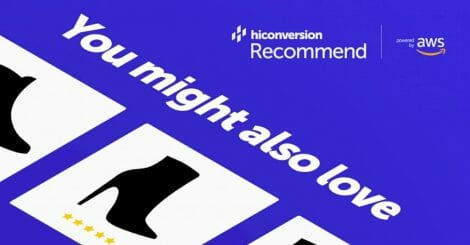 announcing-recommend:-hiconversion-brings-amazon-personalize-to-shopify