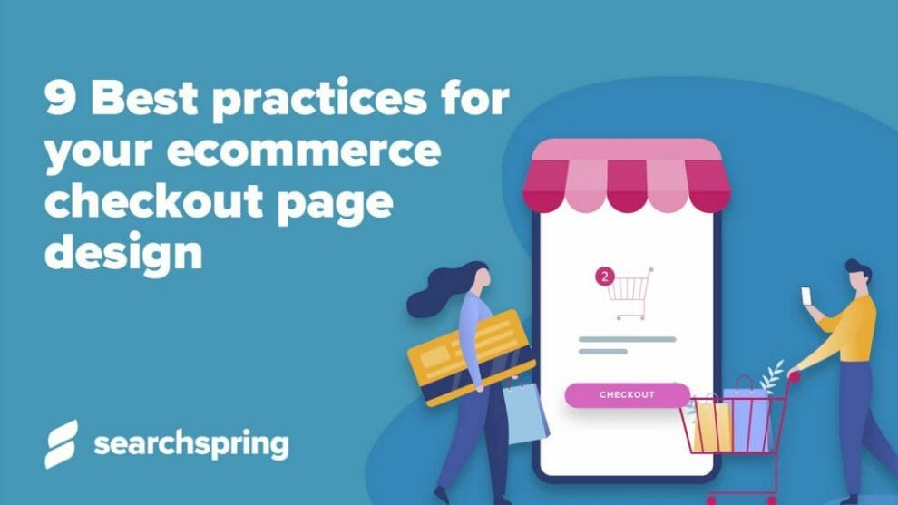 9-best-practices-for-your-ecommerce-checkout-page-design