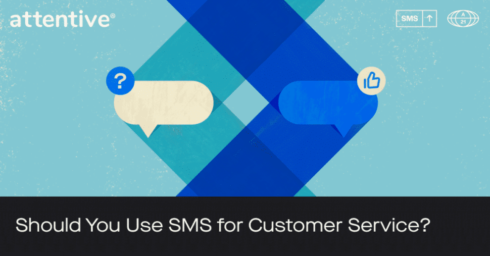 should-you-use-sms-for-customer-service?