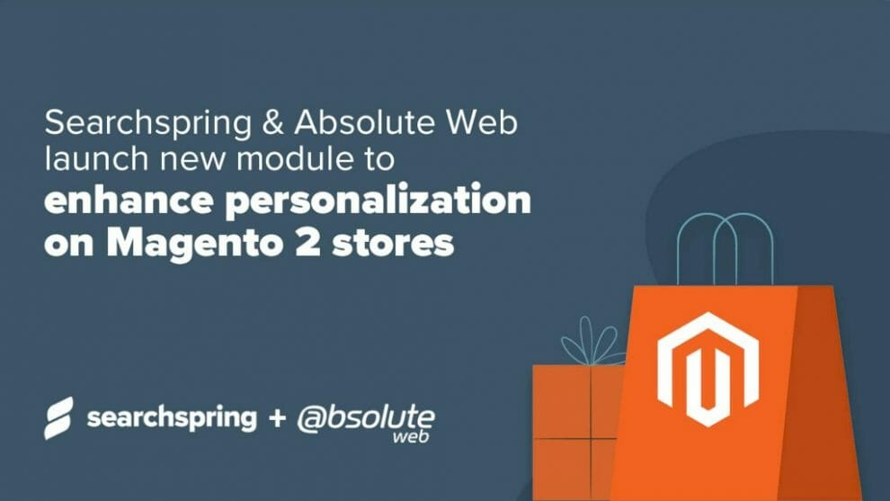 searchspring-and-absolute-web-launch-new-module-to-enhance-personalization-on-magento-2-stores