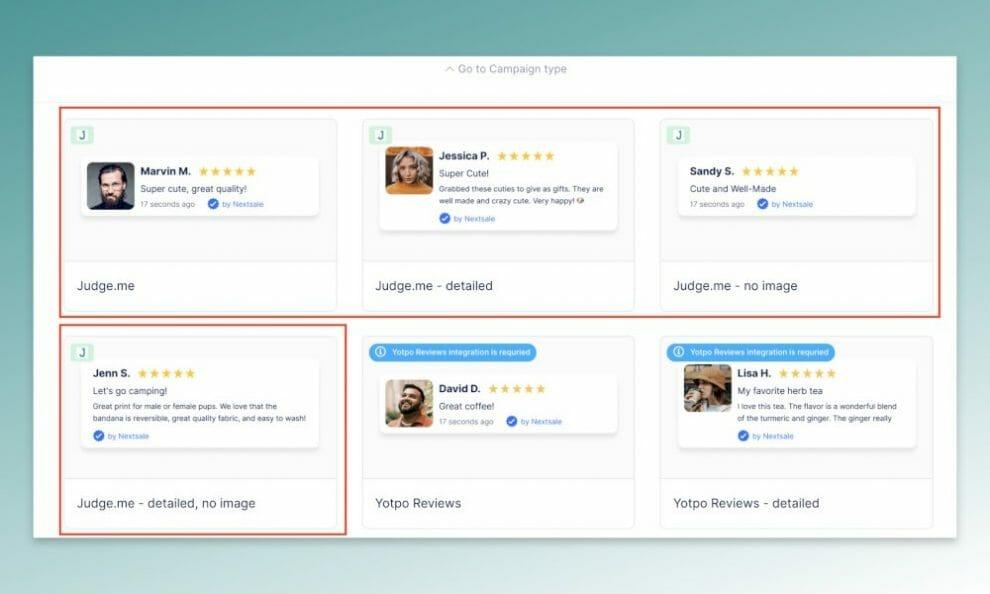new-integration:-nextsale-social-proof