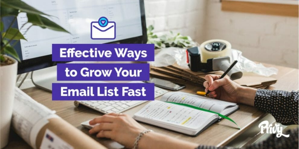 how-to-grow-your-email-list-fast-|-privy