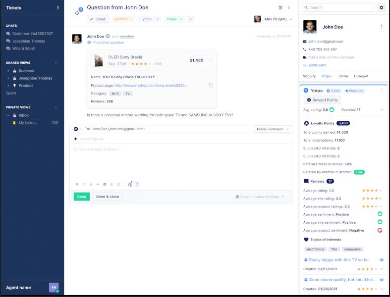 using-gorgias-and-yotpo-to-customize-customer-conversations