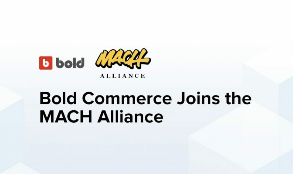 bold-commerce-joins-the-mach-alliance-to-help-advance-the-movement-to-composable-commerce