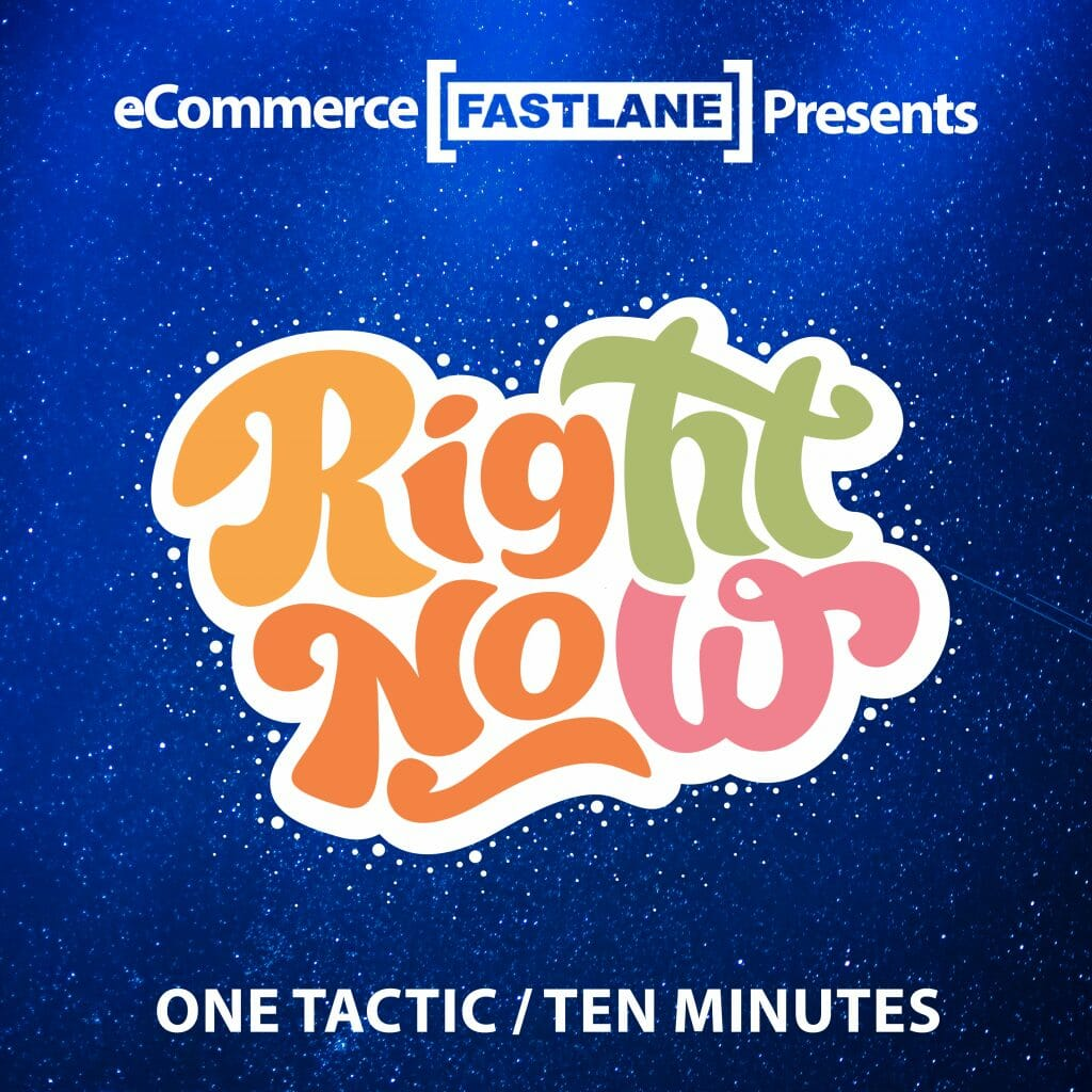 RighNow Podcast Cover