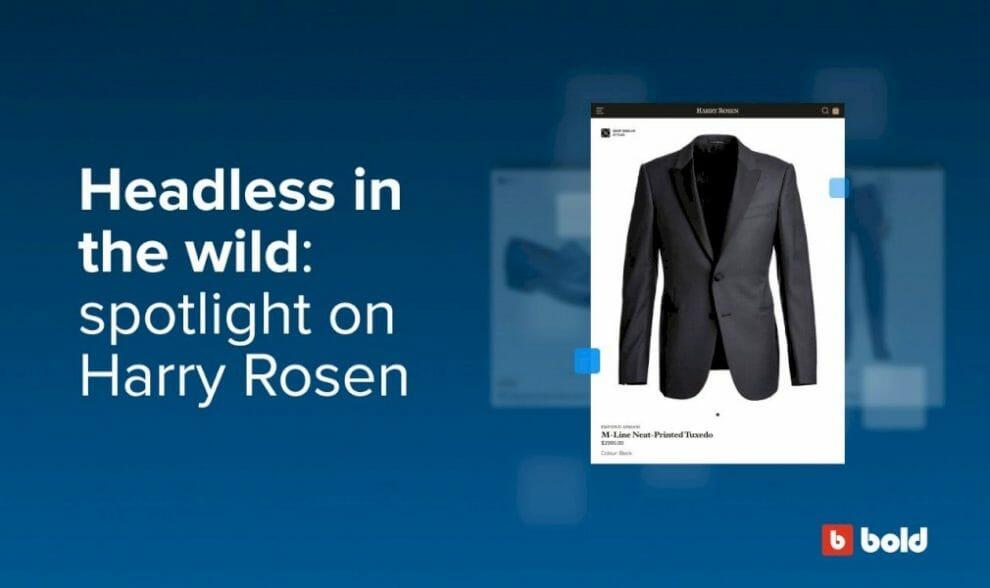 headless-in-the-wild:-spotlight-on-harry-rosen