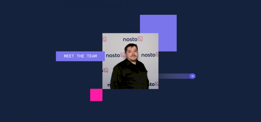 team-spotlight:-meet-volodymyr-gryshko,-full-stack-developer-at-nosto