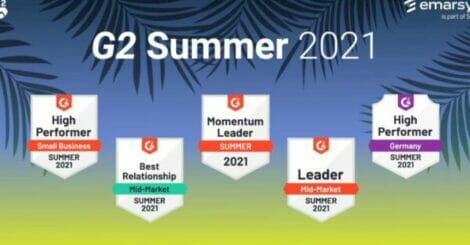 g2-summer-2021-report:-emarsys-leads-the-way-in-personalization