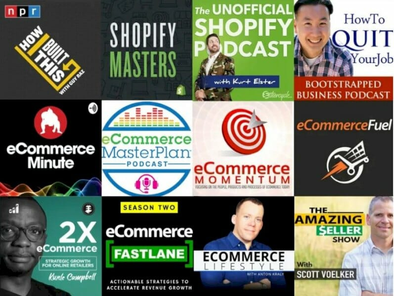 the-best-ecommerce-podcasts-to-grow-your-store