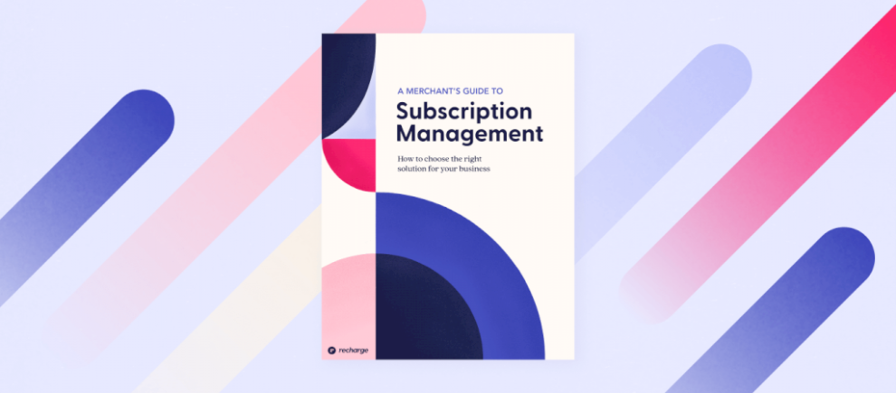 recharge's-subscription-management-evaluation-guide-is-here!